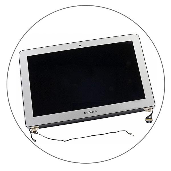 Замена матрицы и дисплея в сборе MacBook Air