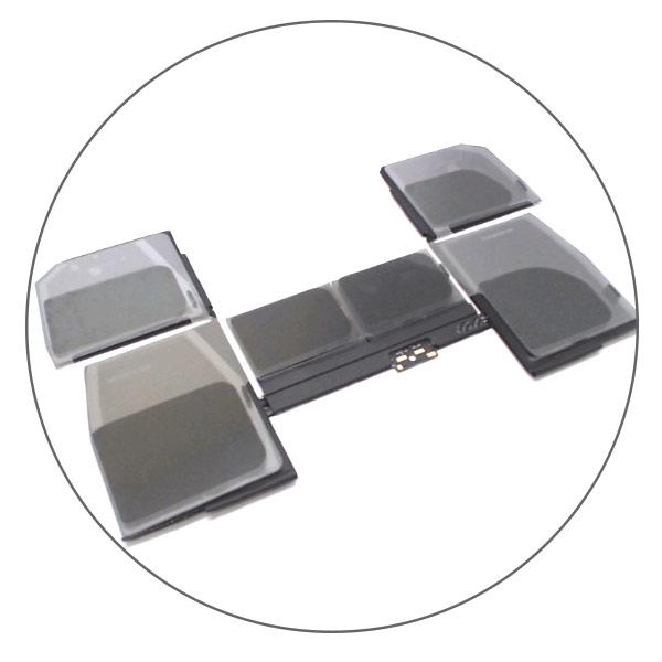 Замена батареи MacBook 12