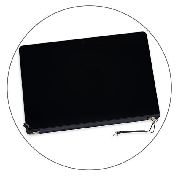 Замена матрицы и дисплея в сборе MacBook Pro Retina
