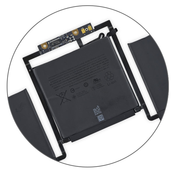 Замена батареи MacBook Pro Touch Bar