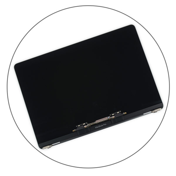 Замена дисплея в сборе MacBook Pro Touch Bar