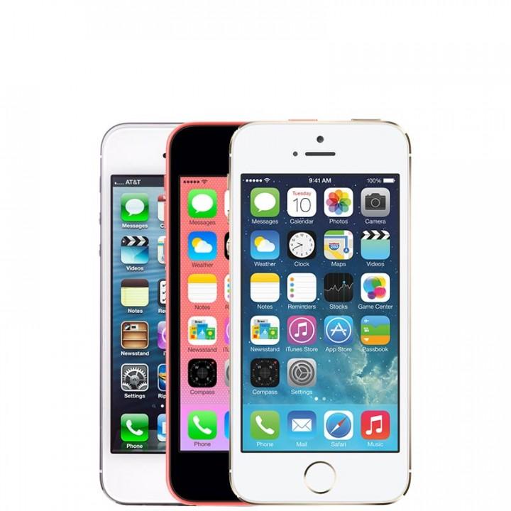 Ремонт iPhone 5 5S