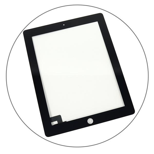 Замена стекла и сенсорной панели iPad 2