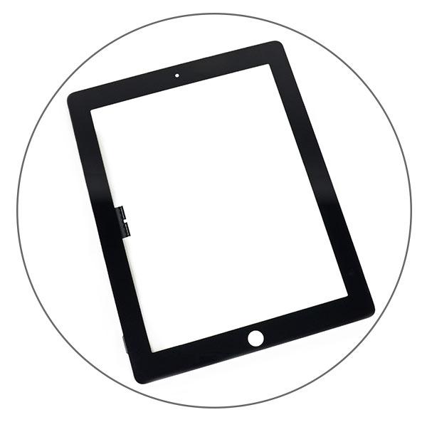 Замена стекла iPad 3, 4