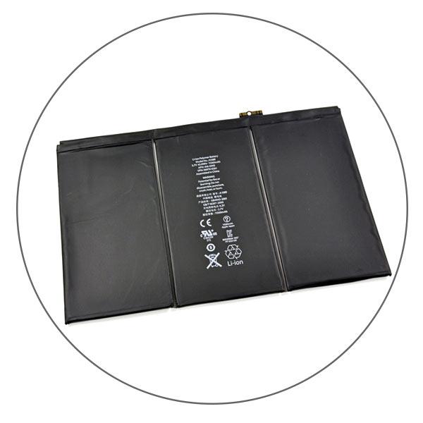 Замена батареи iPad 3, 4