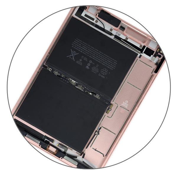 Замена батареи iPad Pro 9.7