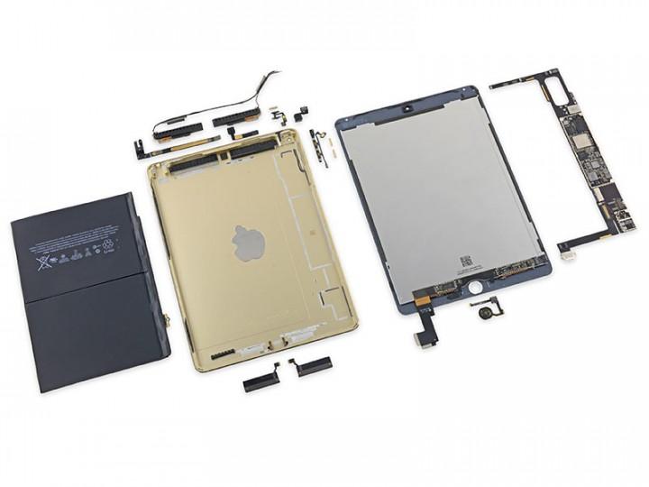 Ремонт iPad: в авторизованных центрах iPad не ремонтируют, а меняют за деньги на новые.