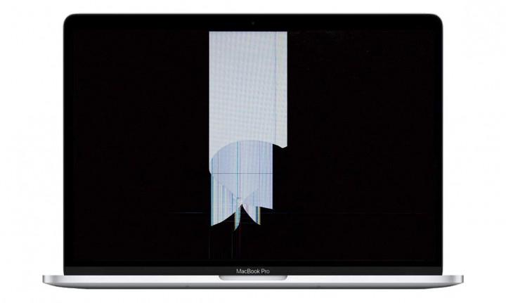 Замена матрицы MacBook Pro Touch Bar