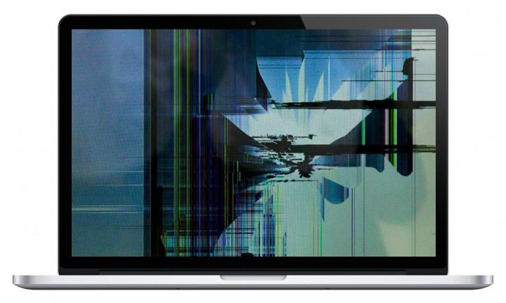 Замена матрицы MacBook Pro Retina
