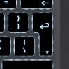 Клавиатура MacBook для Европы
