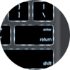 Клавиатура MacBook для США и Азии