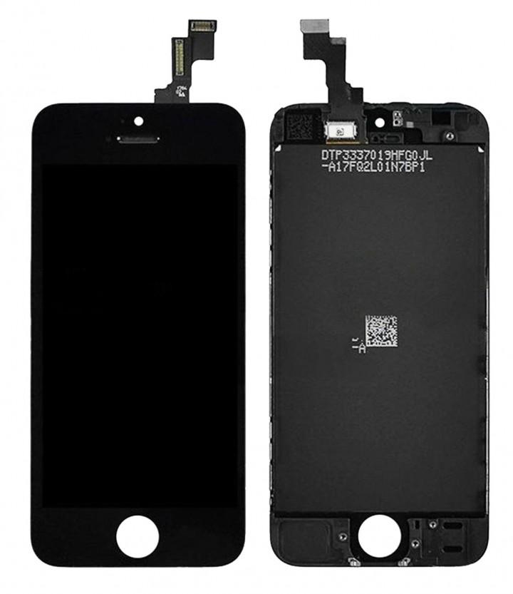 Дисплей в сборе со стеклом для iPhone 5C