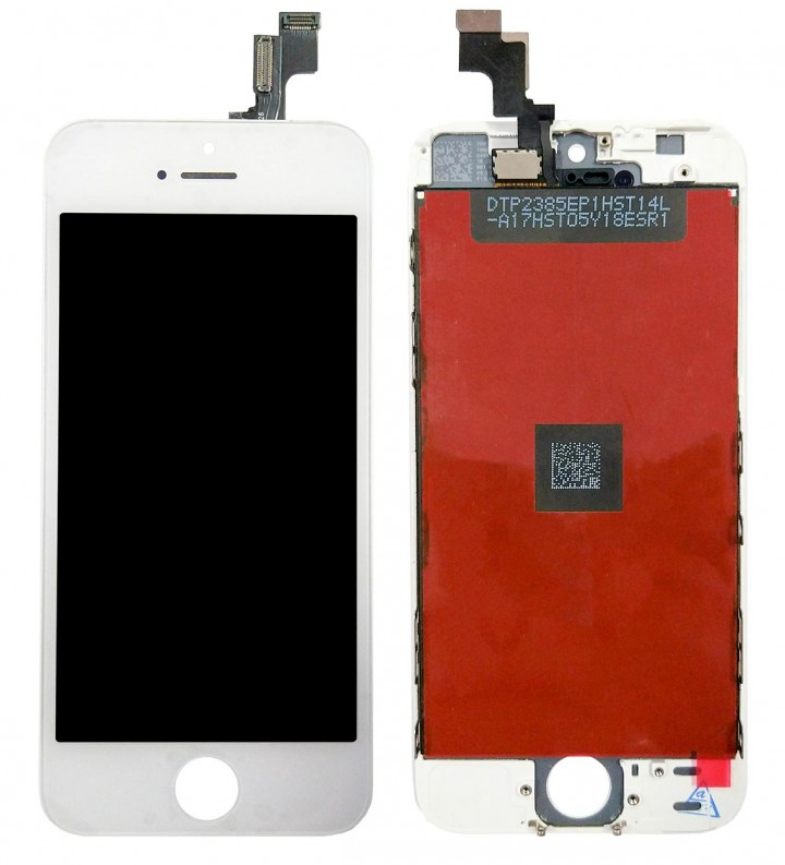 Дисплей со стеклом в сборе на iPhone 5S