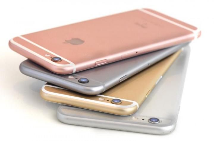 Замена стекла и дисплея на iPhone 6S и 6S Plus