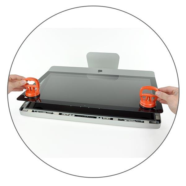 Замена стекла iMac 27″ A1312