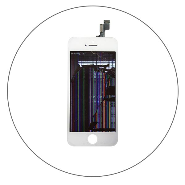 Замена дисплея в сборе iPhone 5S