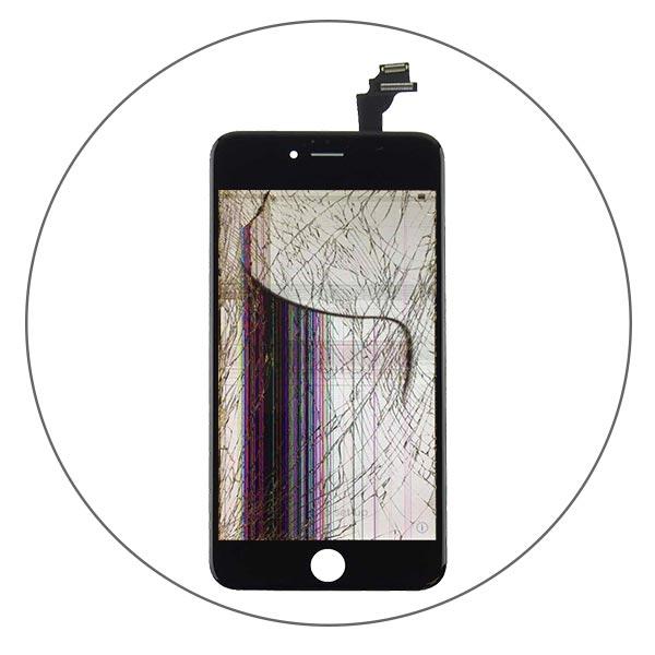 Замена дисплея в сборе iPhone 6 Plus