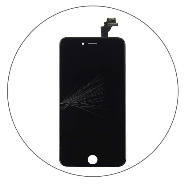 Замена стекла отдельно от дисплея iPhone 6 Plus
