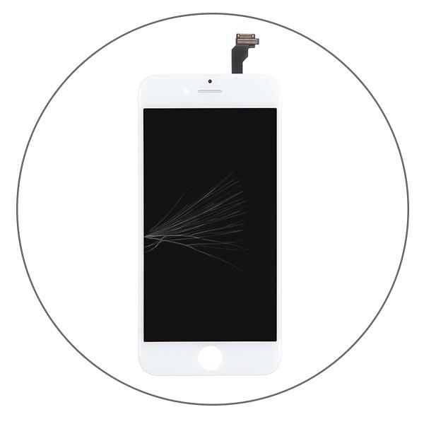 Замена стекла отдельно от дисплея iPhone 6
