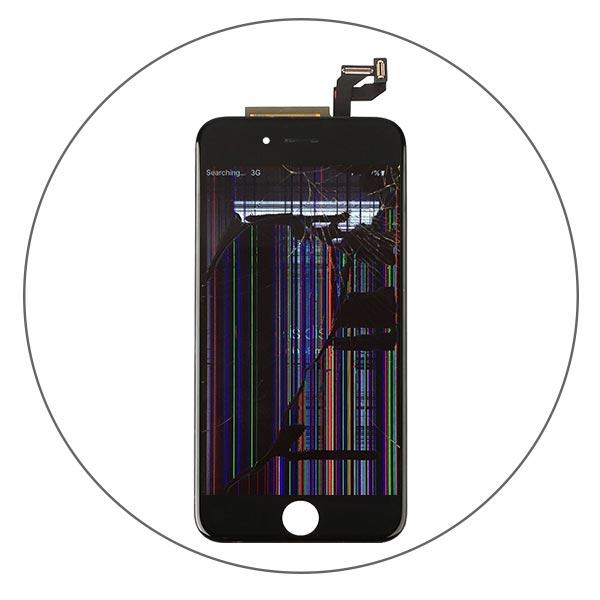 Замена дисплея в сборе iPhone 6S
