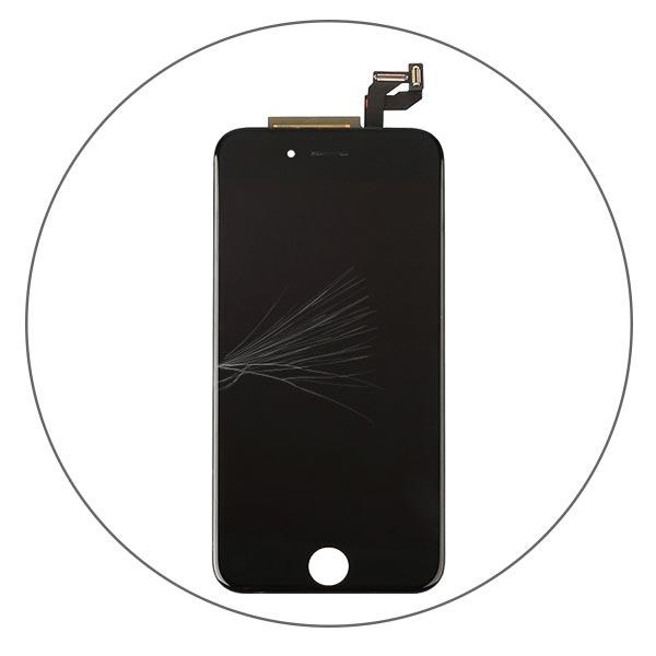 Замена стекла отдельно от дисплея iPhone 6S