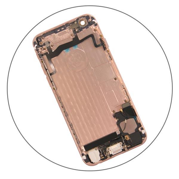 Ремонт и замена корпуса iPhone 6S
