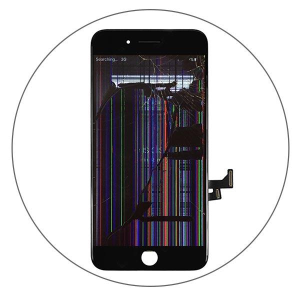 Замена дисплея в сборе iPhone 7 Plus