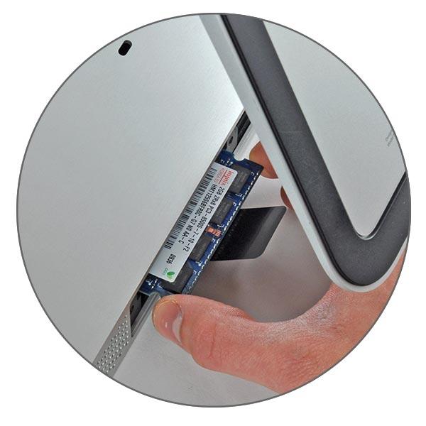 Увеличение оперативной памяти iMac A1311 A1312